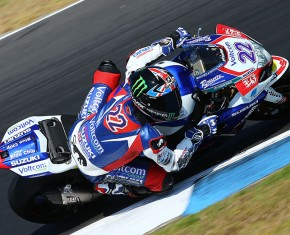 Vroom Media partners with Alex Lowes to run WSBK star's website