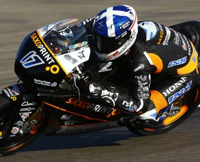 Vroom client John McPhee secures 2015 Moto3 ride