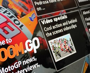 Vroom.GP Smart TV app, latest news update