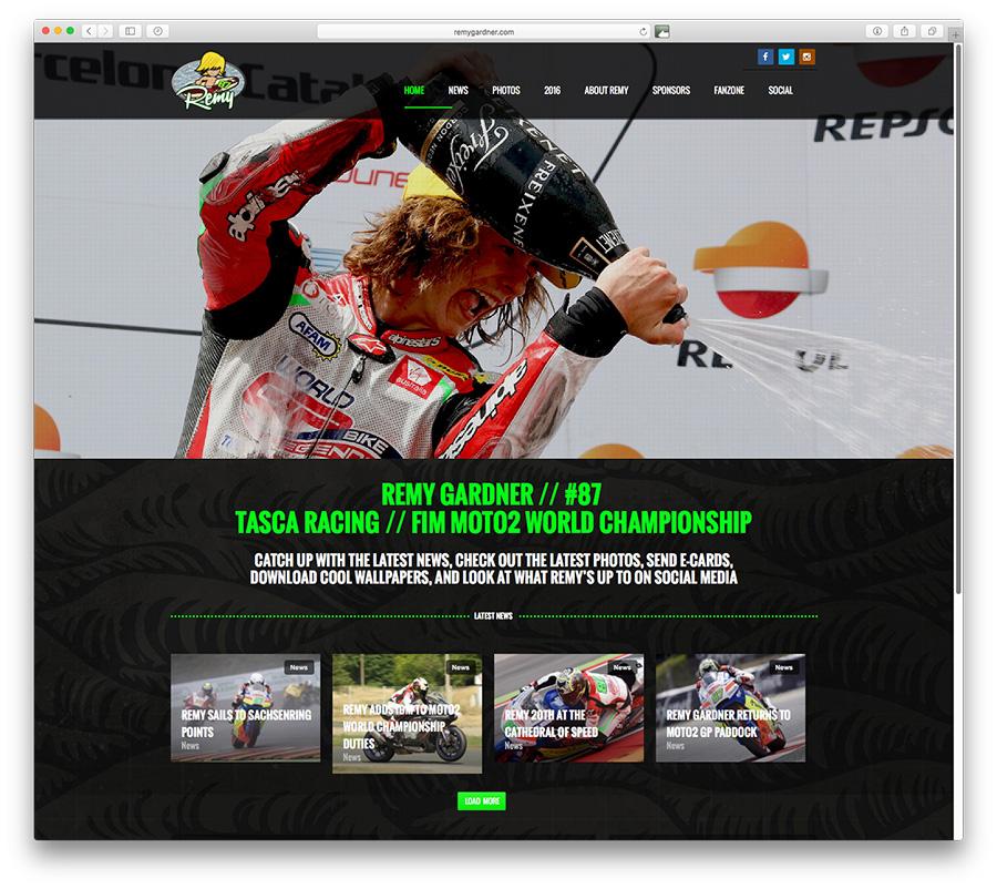 Gardner Website