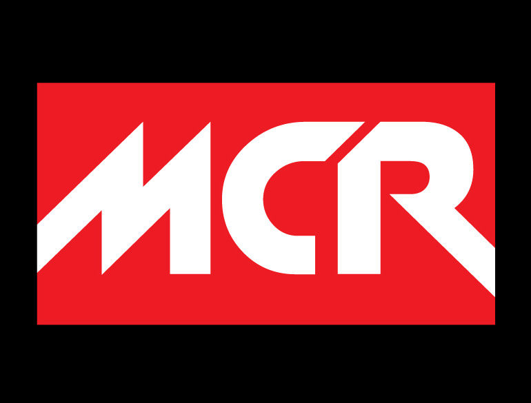 MCR: Michael Comber Racing – identity