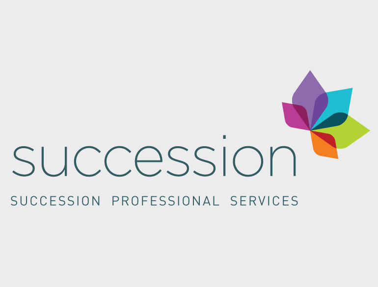 Succession Professional Services – identity & branding