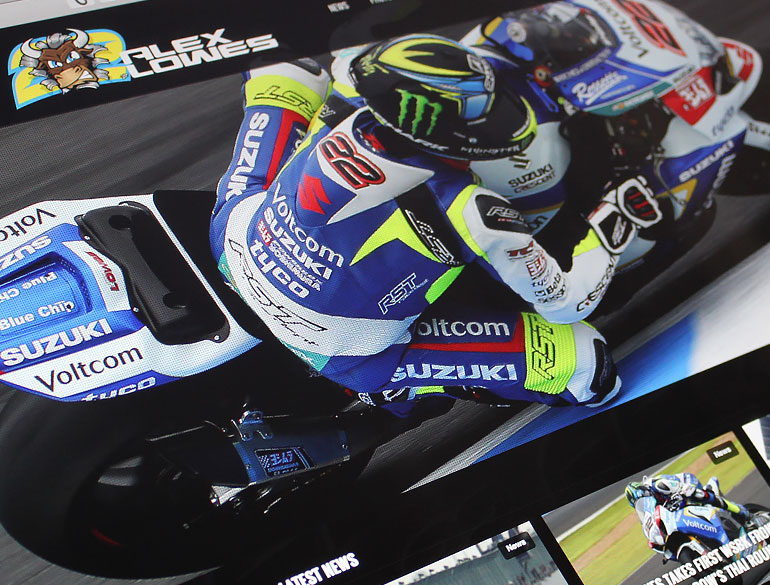 Alex Lowes Official Website
