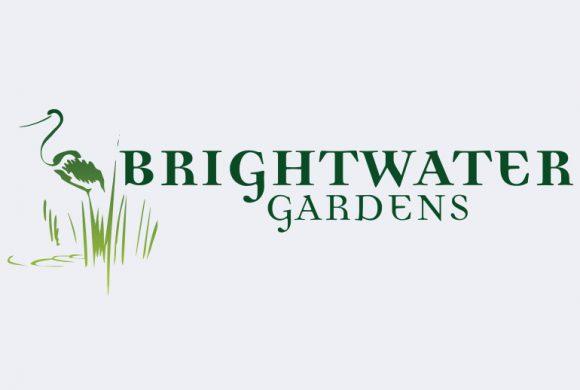 Brightwater Gardens identity