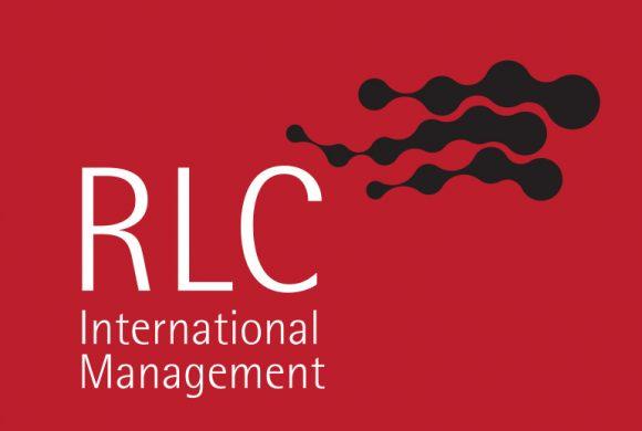 RLC International Management – branding identity